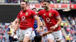 Los British & Irish Lions vencieron a Japón