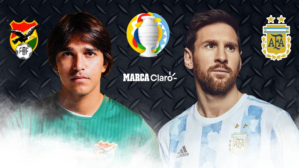 Bolivia vs Argentina Full Match & Highlights 29 June 2021