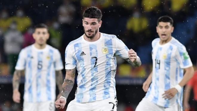 Rodrigo De Paul será jugador del Atlético de Madrid