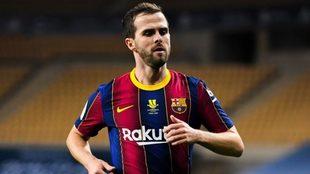 Miralem Pjanic se iría del Barcelona