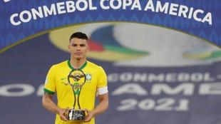 Thiago Silva.