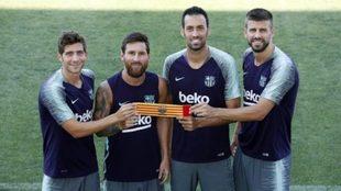 Los jugadores del Barcelona deben bajarse sus salarios