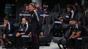 Gabriel Heinze deja de ser entrenador del Atlanta United