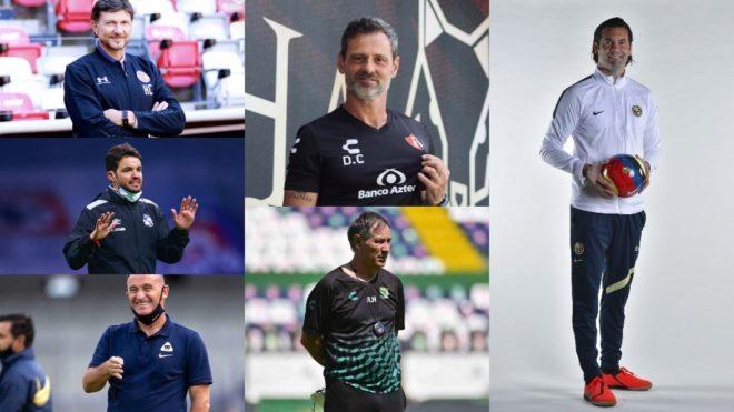 Los seis técnicos argentinos que entrenarán en el Apertura de la...