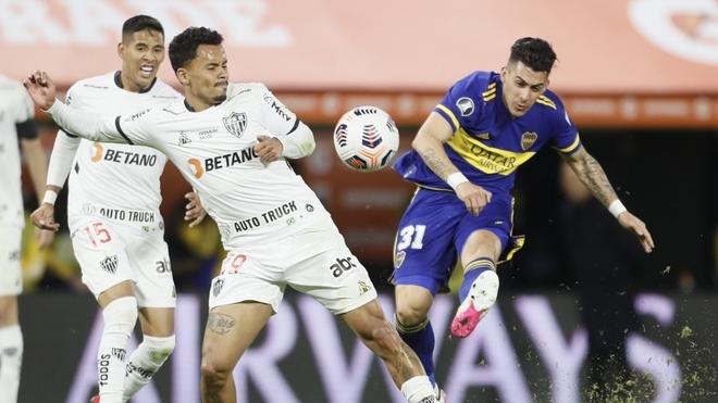 Boca vs Mineiro: ¿Quién ganó y avanzó a los cuartos de final de la...