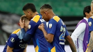 Boca quedó eliminado en Brasil ante Atlético Mineiro
