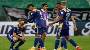 Boca quedó afuera de la Copa Libertadores 2021
