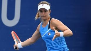 Nadia Podoroska avanza a los octavos de final de individual en Tokyo...