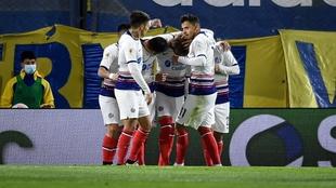 San Lorenzo se impuso a Boca en La Bombonera