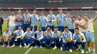 Los Pumas ganan el bronce en el Rugby 7 en Tokyo 2020