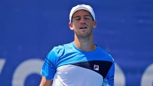 Diego Schwartzman cae en la tercera ronda del tenis de Tokyo 2020