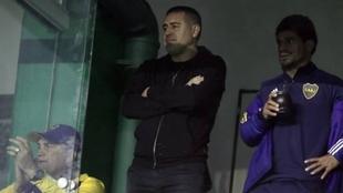 Juan Román Riquelme,  Director Deportivo del Club