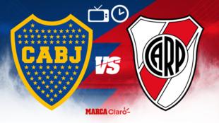 Boca vs River en vivo: cómo ver el partido de Copa Argentina