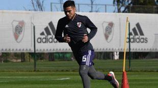 Paulo Díaz se perdería el encuentro ante Boca por lesión