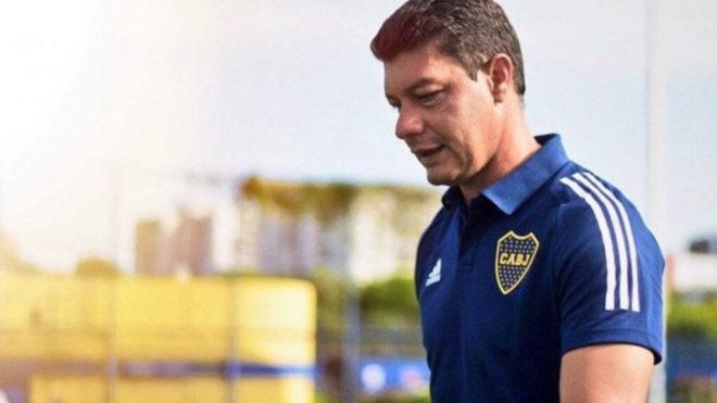 Sebastián Battaglia, el nuevo entrenador de Boca Juniors | MARCA Claro  Argentina