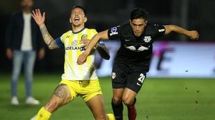 Bragantino eliminó a Rosario Central en la Copa Sudamericana