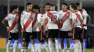 River debe dar vuelta un 0-1 ante Atlético Mineiro