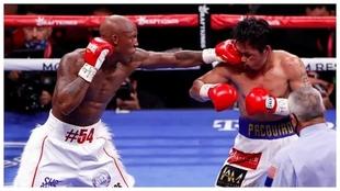 Manny Pacquiao no pudo ante Yordenis Ugás