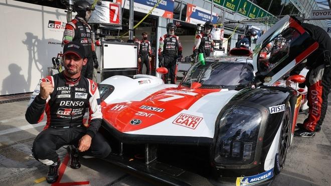 Pechito López obtiene las 24 horas de Le Mans 2021