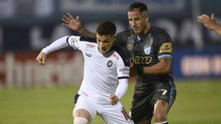 Atlético Tucumán venció a Independiente en la Liga Profesional 2021