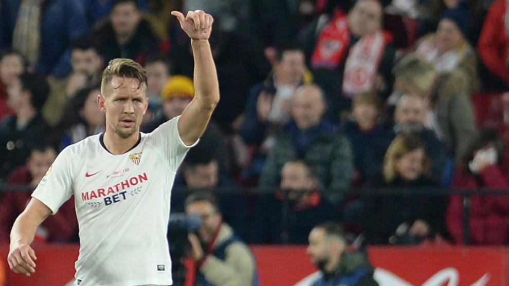 El Barça puja por Luuk de Jong