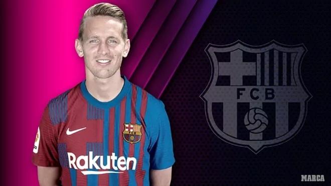 Luuk De Jong, nuevo fichaje del Barcelona