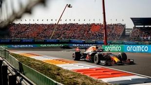 Max Verstappen se impuso en el Gran Premio de Países Bajos