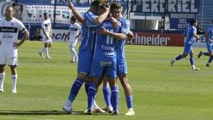 Godoy Cruz sumó tres puntos importantes en Mendoza