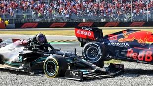 La polémica del día en Monza