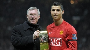 Alex Ferguson reconoció que fue clave para fichar a Cristiano Ronaldo
