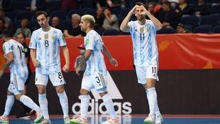 argentina estados unidos mundial futsal 2021