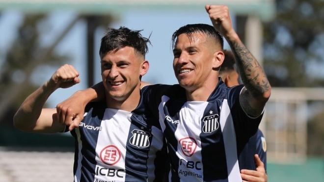 Talleres es líder en la Liga Profesional