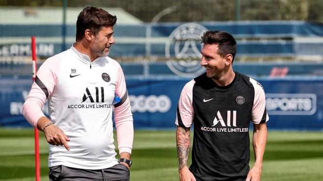 Leo Messi se estrenará en Champions League con el PSG de Pochettino