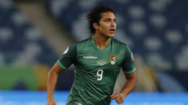 Marcelo Moreno Martins, goleador histórico de Bolivia