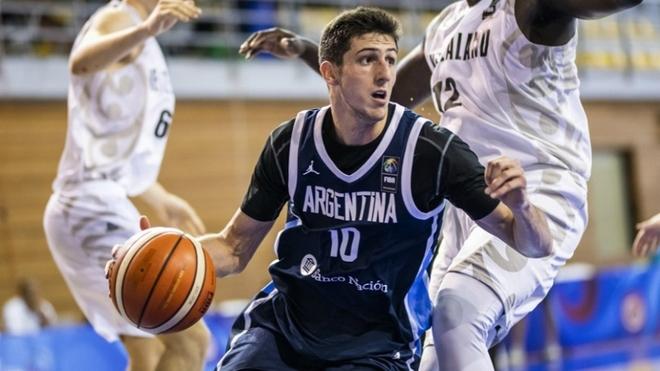 Leandro Bolmaro tendrá su oportunidad en la NBA