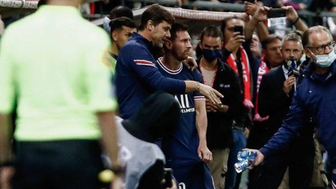 Leo Messi y su nuevo camino en el París Saint-Germain