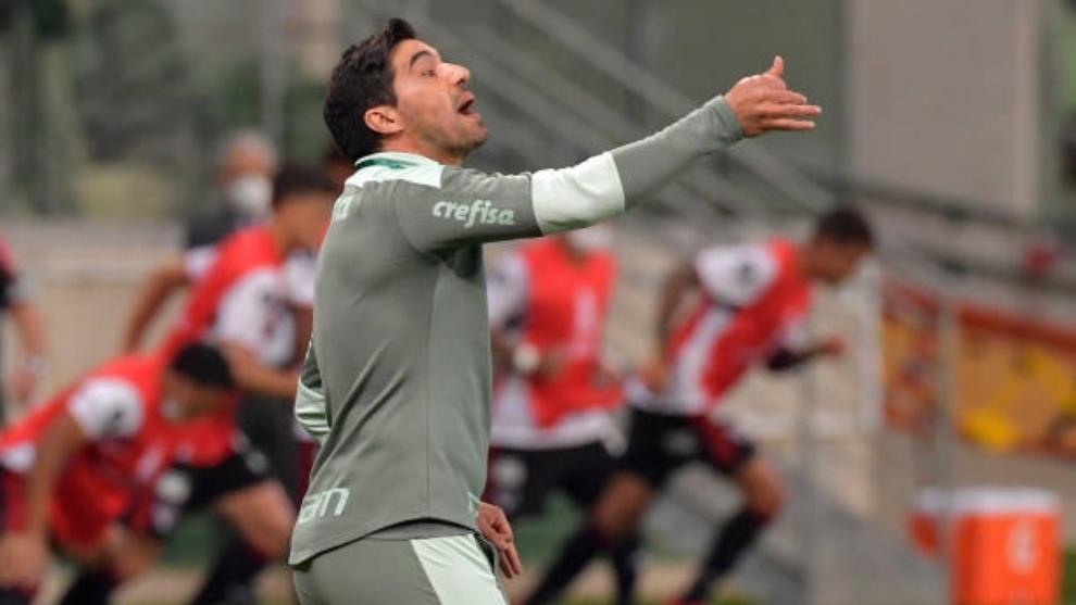 Abel Ferrao, entrenador de Palmeiras