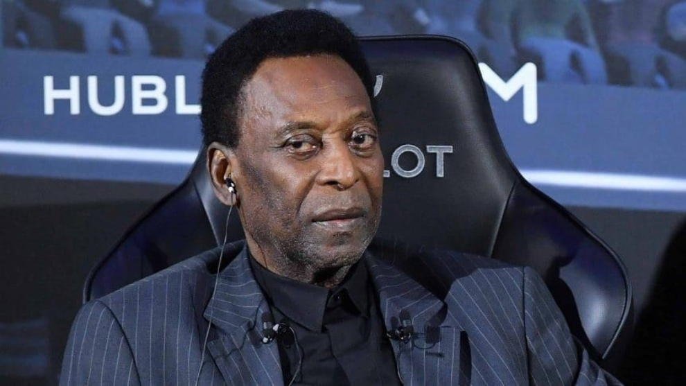 Pelé, leyenda del fútbol mundial