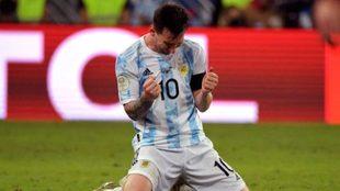 La comparación de Chilavert sobre Diego Maradona y Leo Messi