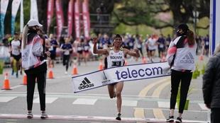 El boliviano Héctor Garibay se quedó con el triunfo en Buenos Aires