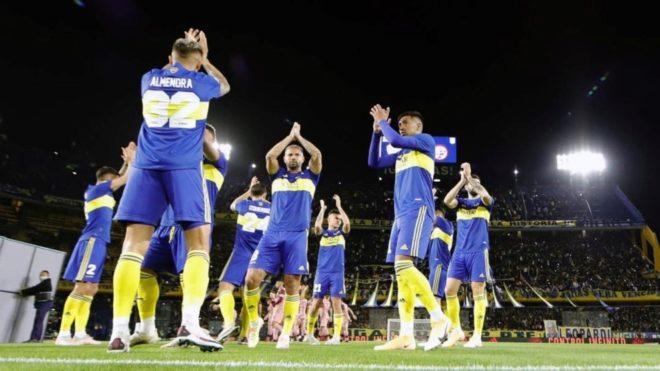 Buscan establecer si La Bombonera tuvo un exceso de espectadores...