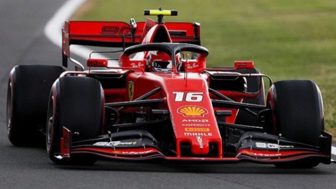 Ferrari busca terminar tercero en la temporada 2021