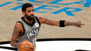 Kyrie Irving, en la mira de la NBA