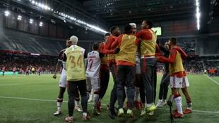 Flamengo, equipo brasileño de la Serie A