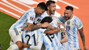 Argentina y Uruguay se enfrentarán el viernes 12 de noviembre de 2021