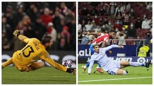 Atlético de Madrid busca las renovaciones de Oblak y Lemar