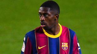 Ousmane Dembélé y su renovación en Barcelona